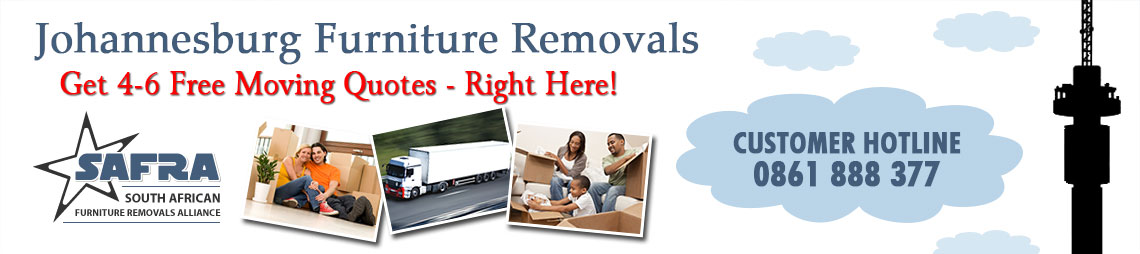 Furniture Removals Kempton Park, Johannesburg | Get 4-6 Moving Qu